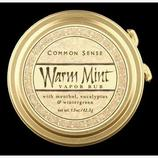 Warm Mint Vapor Rub