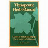 Therapeutic Herb Manual